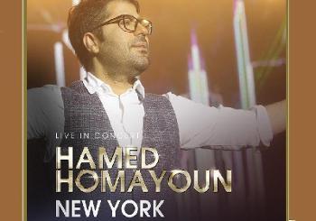 کنسرت حامد همایون در نیویورک