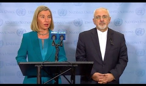 Meetings Abound in New York: From Zarif, Mogherini to pro-Saudi, ...