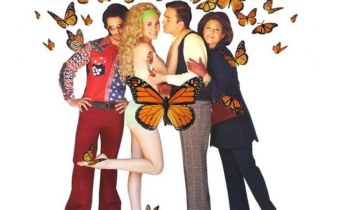Butterflies are Free by Shila Vosough Ommi at Hollywood Fringe Festival