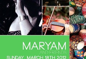 Maryam & Friends Live In Concert