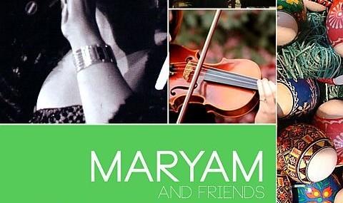 کنسرت بزرگ نوروزی مریم جلالی و دوستان