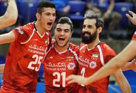 حریفان تیم ملی والیبال در مرحله دوم جام جهانی مشخص شد: رویارویی با آمریکا در مسابقات جهانی