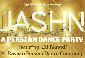 A Persian Dance Party with DJ Navid and Ravaan Persian Dance Company