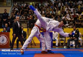شب طلایی کاراته ایران در استانبول: ایران قهرمان شد