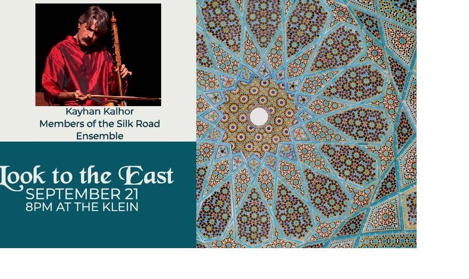 نگاهی به شرق: کنسرت برگ کیهان کلهر و گروه جاده ابریشم