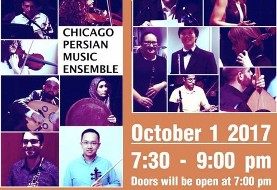 Mehregan Concert by Chicago Persian Music Ensemble