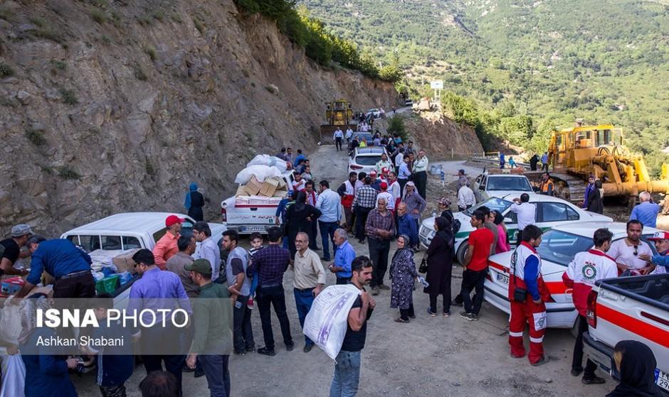 سیل و آبگرفتگی در گیلان، مازندران، آذربایجان غربی، اردبیل: ۴ نفر جان باختند