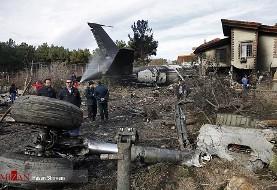 سقوط بوئینگ باربری ارتش در حوالی کرج با ۱۶ نفر کشته / ایران: هواپیما حامل گوشت از بیشکک قرقیزستان بود