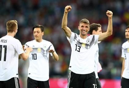آلمان دقیقه ۹۵ گل زد: آلمان ۲ - سوئد یک