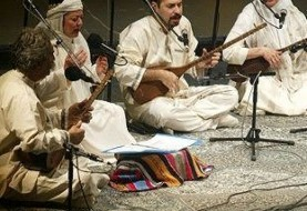 کنسرت موسیقی اصیل ایرانی در شهر ژنو