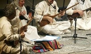 Classic Iranian and Azari music with Vahid Bayat and Nava Ensemble