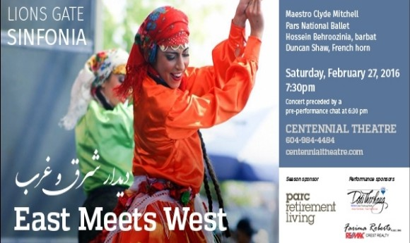 East Meets West: Hossein Behroozinia and Pars National Ballet