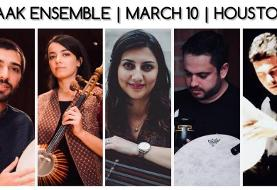 Classical Iranian Music Concert by Taak Ensemble
