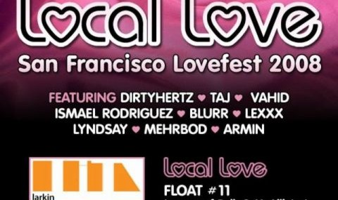 San Francisco Love Fest 2008: Local Love