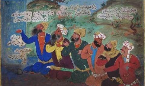 آثار نقاشی و عکاسی سوروژیان ها از ایران