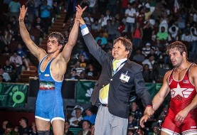 Wrestling World Cup: No negotiations between US and Iran in Los Angeles