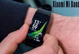 می بند ۵ شیائومی با قابلیت اندازهگیری سطح اکسیژن خون در راهست: دستبند هوشمند ناظر تناسب اندام و خواب