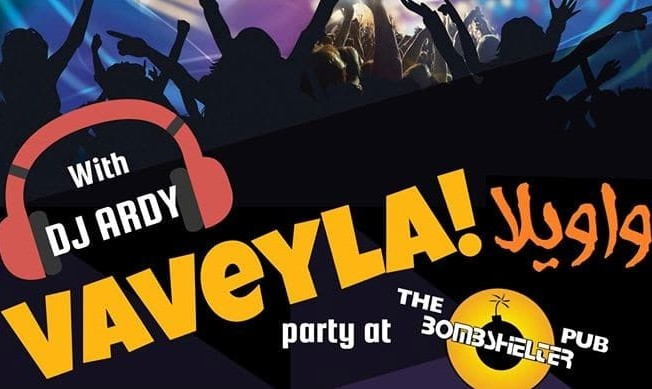 Vaveyla Persian Party with DJ Ardy