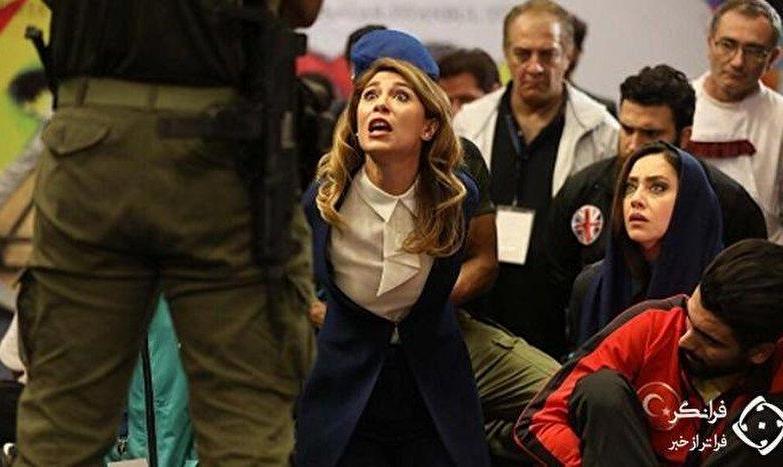 یک بام و دو هوا؟ «مرد نقرهای»  با  بازیگران با حجاب ایرانی و بی حجاب ترکیه ای: عکس چهره متفاوت بهاره کیان افشار