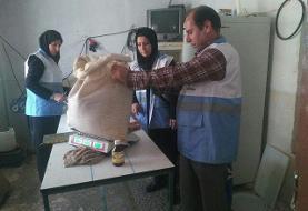 تولید همبرگر با مواد غذایی غیرقابل مصرف در زیر زمین ارومیه! +عکس
