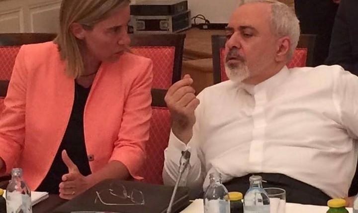 موگرینی: برجام کارایی دارد / آژانس ۷ بار بر پایبندی ایران مهر تایید زده است