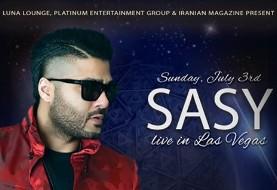 Sasy Mankan Live in Vegas, Feat. DJ Julius, DJ Julius, Dj Mohsen
