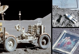 Over 70 Things Humans Left on the Moon!
