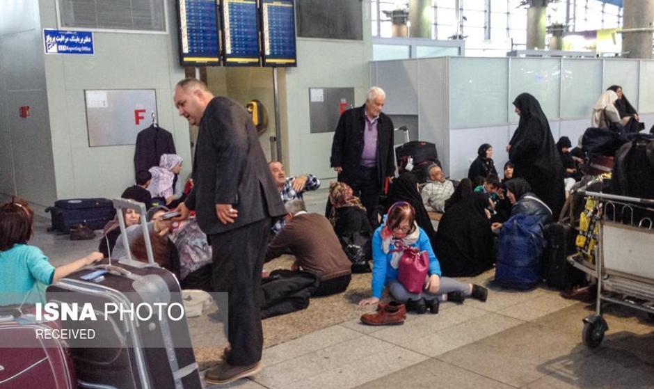 ترس مردم از کرونا ریخت، مشهد باز شد بلیتهای هواپیما دوباره گران