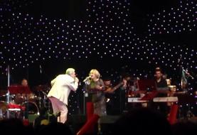 اخبار آبروریزی کنسرتهای گوگوش، ابی و شهرام کاشانی
