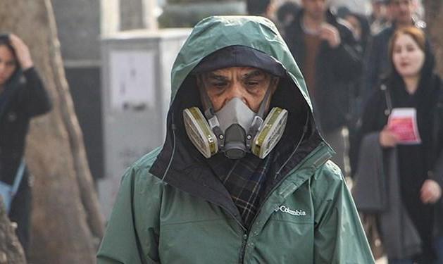 Iran's Contamination Woes, From Coronavirus and Tehran Stench ...