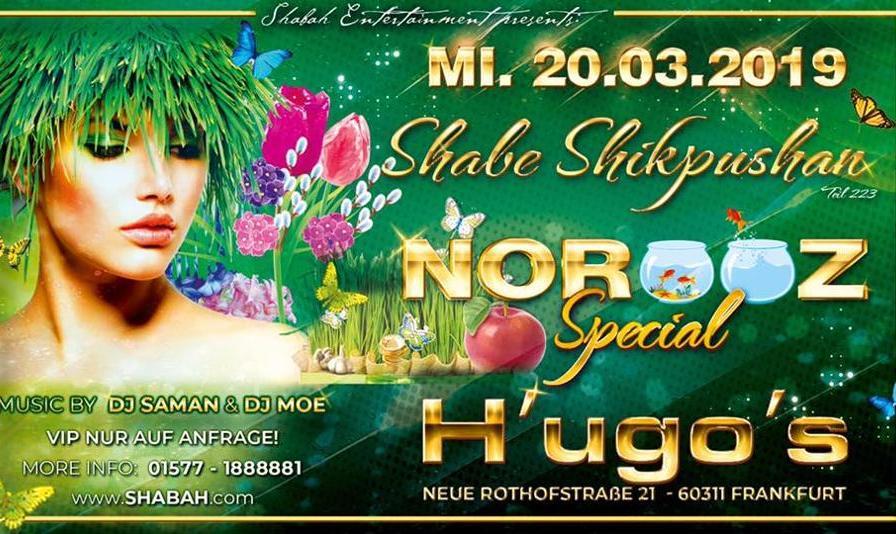 Shabe Shikpushan Norooz Special
