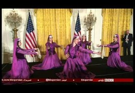 Iranian-American women of the White House