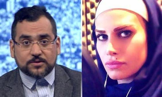 انتشار فایل صوتی آزار جنسی مجری زن پرس تیوی (ویدئو)
