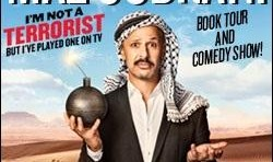 Maz Jobrani Book and Comedy Tour: I'm Not A Terrorist, But I've Played One On TV