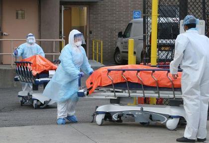 تعداد قربانیان کرونا در آمریکا علیرغم واکسن از جنگ جهانی بیشتر شده است!