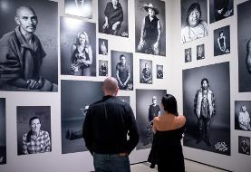 مراسم رایگان بزرگداشت گالری آثار شیرین نشاط