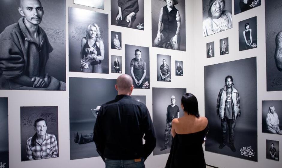 Free: Honoring Shirin Neshat Gallery