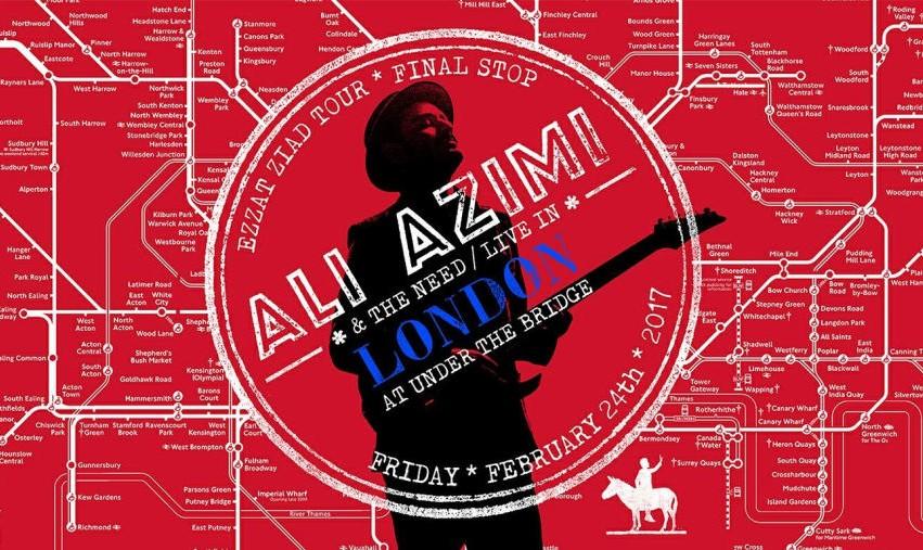 Ali Azimi and the Need Live: Ezzat Ziad Tour, Final Stop