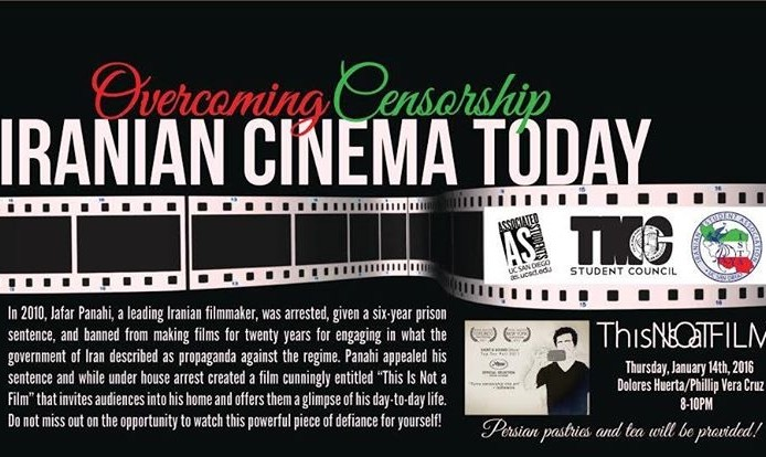 Overcoming Censorship: Jafar Panahi's This is Not a Film