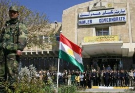 حمله مسلحانه اسلامگرایان افراطی به استانداری اربیل عراق