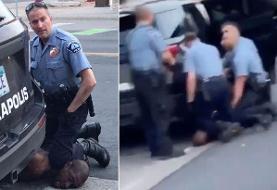 آغاز فصلی جدید در برابری نژادی در آمریکا: پلیس سفید پوست در پی خفه کردن مرد سیاه پوست گناهکار شناخته شد