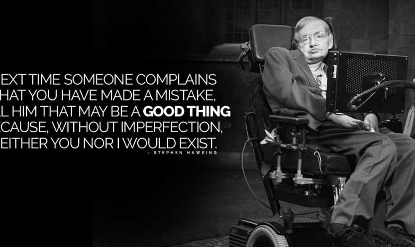 استیون هاوکینگ، فیزیکدان برجسته جهان در سن ۷۶ سالگی درگذشت