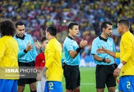 داوران برای قضاوت دیدارهای جام جهانی ۲۰۱۸ روسیه چقدر دستمزد می گیرند؟