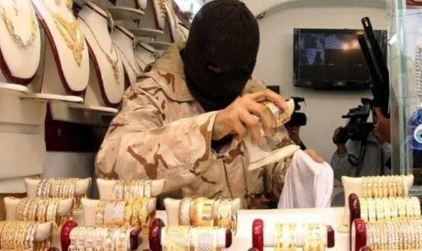 سرقت مسلحانه یک طلا فروشی دیگر در ماهشهر در روز روشن