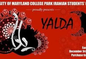 جشن شب یلدا در دانشگاه مریلند همراه موسیقی و غذای ایرانی
