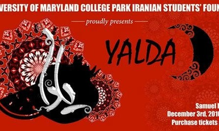Iranian Students Yalda Celebration