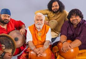 FREE On-Line Concert: Panchakshara, Vikku Vinayakram and Masters of South Indian Percussion