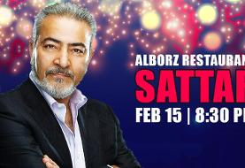 Sattar Live in San Diego