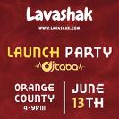 Lavashak Launch Party