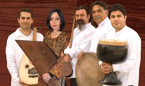 Jameh Daran Concert by Homnavazan Ensemble